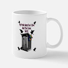 Crows Got My Pride Mug