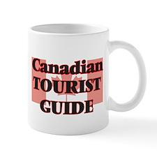 Canadian Tourist Guide Mugs