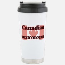 Canadian Toxicologist Stainless Steel Travel Mug