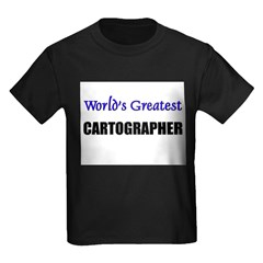 Worlds Greatest CARTOGRAPHER T