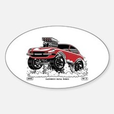 280Z Gasser Wheelie-3 Decal