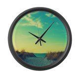 Nature ocean coast Giant Clocks