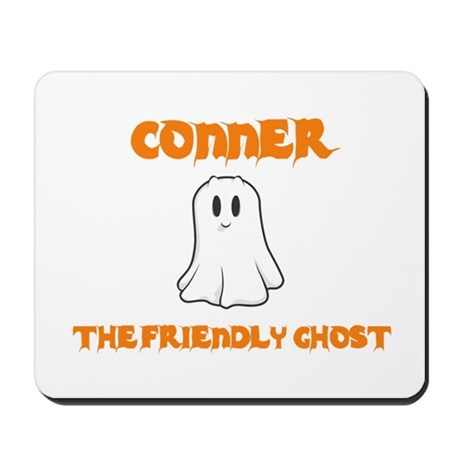 Conner the Friendly Ghost Mousepad