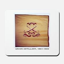 Union Artillery Mousepad