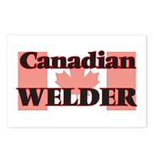 Canadian Welder Postcards (Package of 8)
