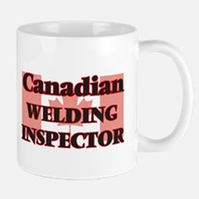 Canadian Welding Inspector Mugs