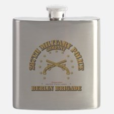 287th MP Company - Berlin Brigade Flask