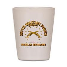 287th MP Company - Berlin Brigade Shot Glass