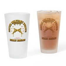 287th MP Company - Berlin Brigade Drinking Glass