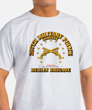 287th MP Company - Berlin Brigade T-Shirt