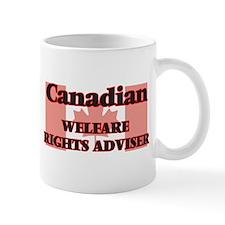 Canadian Welfare Rights Adviser Mugs