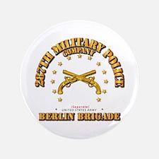 """287th Mp Company - Berlin B 3.5"""" Button (100"""