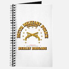 287th Mp Company - Berlin Brigade Journal