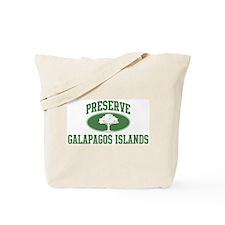 Preserve Galapagos Islands Tote Bag