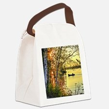 Heading Home Canvas Lunch Bag
