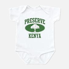 Preserve Kenya Infant Bodysuit