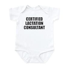 Lactation Consultant Infant Bodysuit