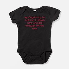Funny New grandma Baby Bodysuit