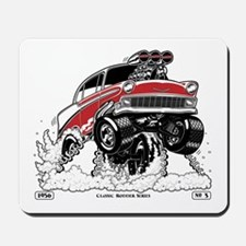 1956 Gasser wheelie-1 Mousepad