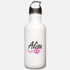 Alisa Artistic Name De Water Bottle