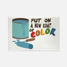 Coat Of Color Magnets