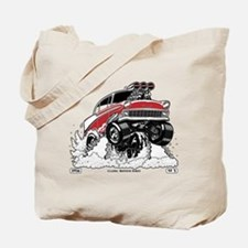 1956 Gasser wheelie-1 Tote Bag
