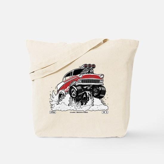 1956 Gasser wheelie-1 Tote Bag