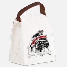1956 Gasser wheelie-1 Canvas Lunch Bag