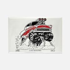 1956 Gasser wheelie-1 Magnets