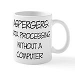 Aspergers Geek Mugs
