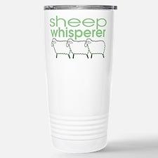 Cute Little lamb Travel Mug