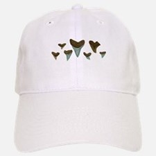 Shark Teeth Baseball Baseball Baseball Cap