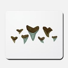 Shark Teeth Mousepad