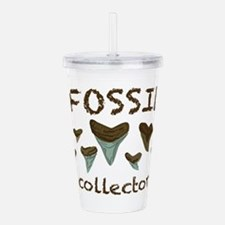 Fossil Collector Acrylic Double-wall Tumbler