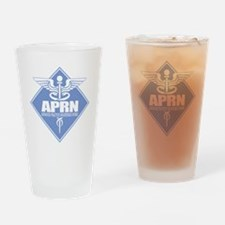 APRN (b)(diamond) Drinking Glass