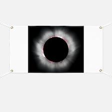 Total Solar Eclipse 1999 Banner