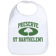 Preserve St Barthelemy Bib