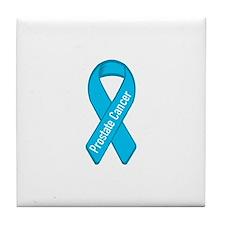 Prostate Cancer Tile Coaster