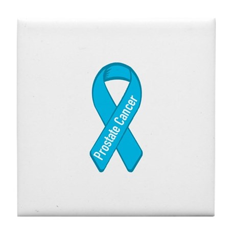Prostate Cancer Tile Coaster