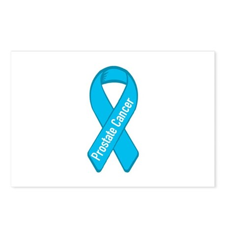 Prostate Cancer Postcards (Package of 8)