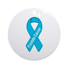 Prostate Cancer Ornament (Round)
