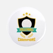 Volleyball Champions Button