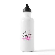 Cara Artistic Name Des Water Bottle