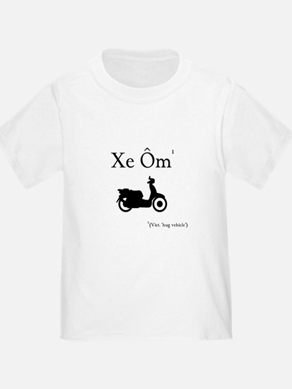 Xe Om (Hug Vehicle) T-Shirt