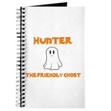 Hunter the Friendly Ghost Journal