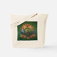 7th Missouri Vols. Tote Bag
