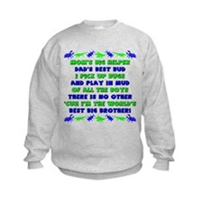 Best Big Brother Sweatshirt