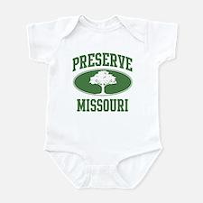 Preserve Missouri Infant Bodysuit