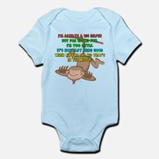 Kid in the Middle Infant Bodysuit