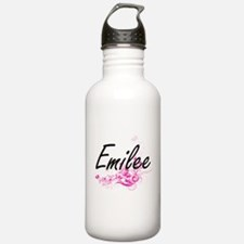 Emilee Artistic Name D Water Bottle